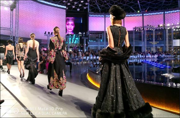 Arab Fashion Week Captures Most Stylish Moments with new Intelligent Camera