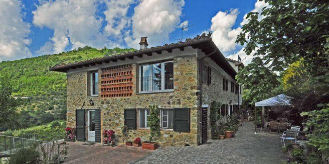 Azienda Agrituristica Abbacca-là (Tuscany, Italy)