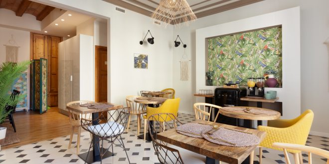 Casa Vaganto, perfect boutique hotel in the heart of Barcelona