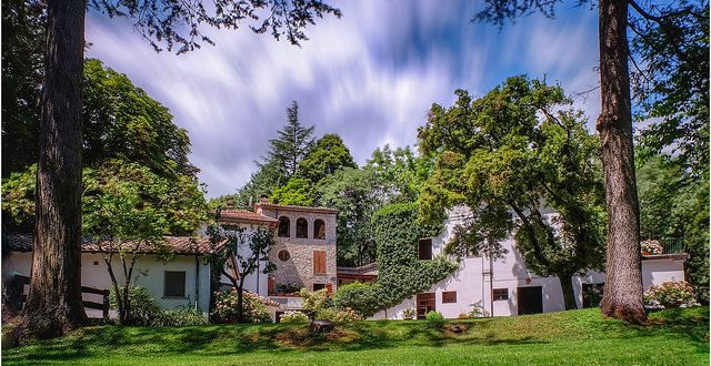 Agriturismo 'Il Mulino' in Montone (Umbria)