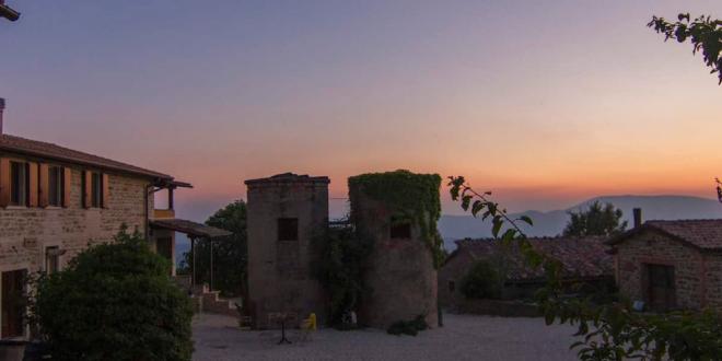 Agriturismo Terra Selvatica in Fratticiola Selvatica (Umbria)