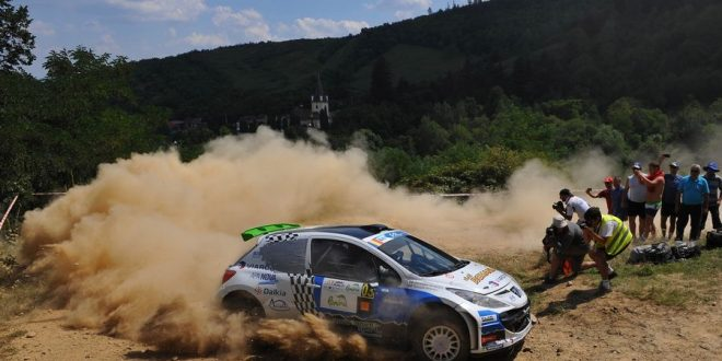 Sibiu Rally Challenge (15-17th of August)