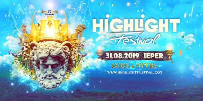 Let's dance : Highlight Festival (Ypres, Belgium)