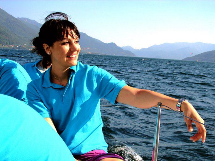 Photo of Creative minds : Alice Averone, Yacht Designer