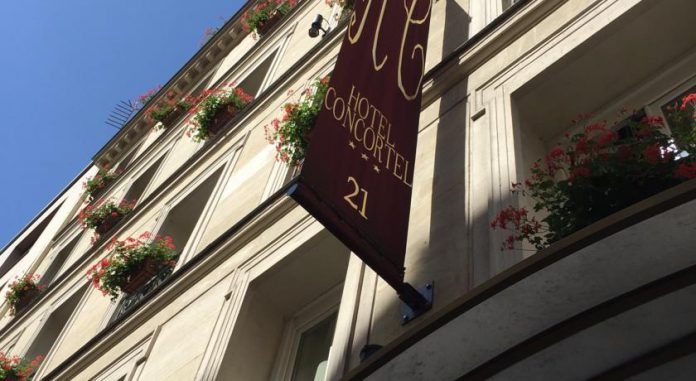 Photo of Hotel Concortel, Paris : A stylish retreat in the heart of The City of Lights
