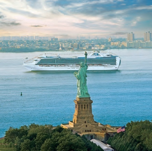 Photo of Princess Cruises Announces Largest Ever Fall Deployment in Canada & New England