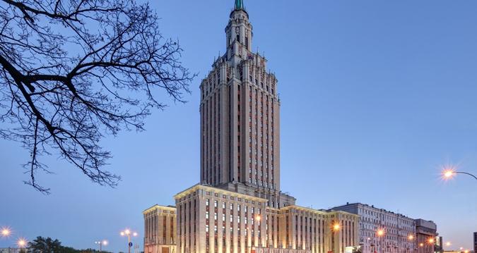 Photo of Premium hotel partner : Hilton Leningradskaya