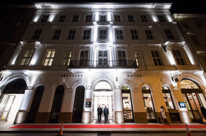 Photo of Premium hotel partner : Prestige Hotel, Budapest