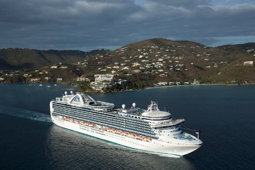 Photo of Princess Cruises Resumes Summer Caribbean Cruises in 2018