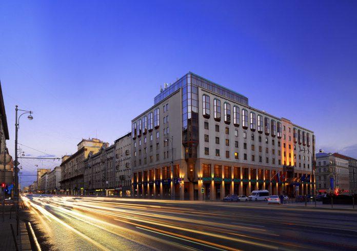 Photo of Sheraton Palace Hotel (Moscow)