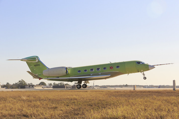 Photo of Gulfstream G600 Takes Flight Ahead Of Schedule