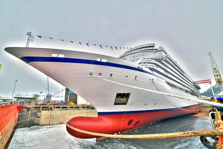 Photo of Viking Ocean Cruises Celebrates Float Out Of Fourth Ship