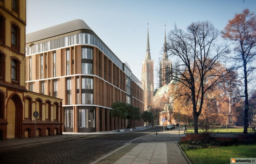 Photo of Orbis Brings the MGallery by Sofitel Brand to the Polish Market. The First Hotel of this Brand will open in Wrocław