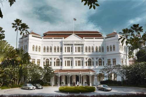 Photo of Raffles Singapour unveils new suite categories and guest experiences