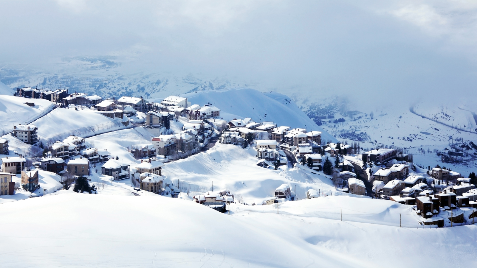 Photo of HIT THE SKI SLOPES IN THE HEART OF THE MIDDLE EAST