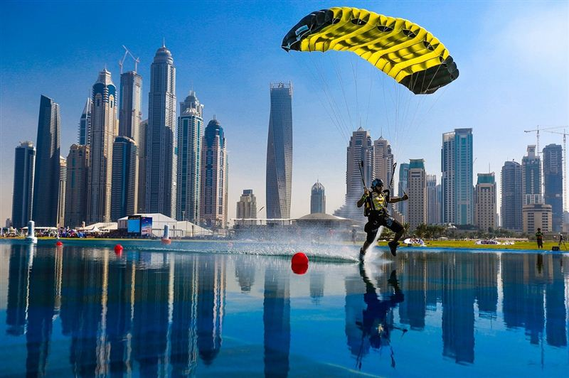 Photo of Dubai on track for another record year, with tourist arrivals up 7.5%