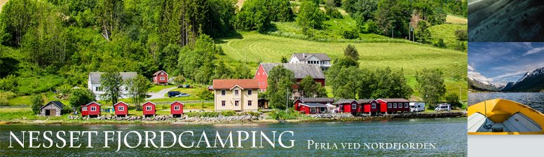 Photo of Nesset Fjordcamping (Olden, Norway)