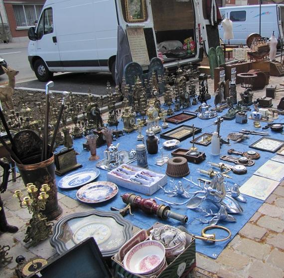 Photo of Discover the antiques market in Tongeren (Belgium)