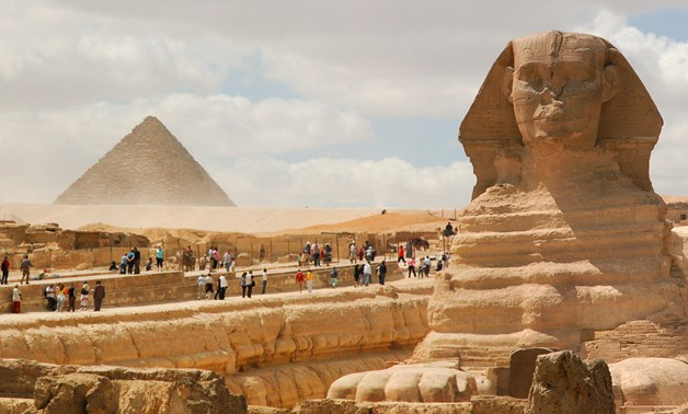 Photo of Egyptian travel guide