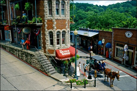 Photo of Eureka Springs, Arkansas – A Great Vacation And Travel Destination