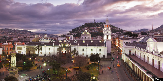 Photo of Ecuador Travel – Quito, Volcanoes, Galapagos Island