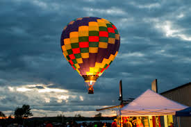 Photo of Hot Air Balloon Ride in Maine – A Great Vacation and Travel Destination