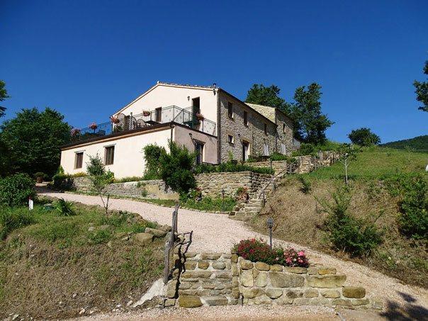 Photo of Agriturismo Carincone (Le Marche, Italy)