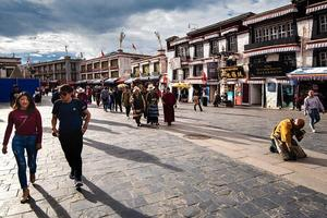 Photo of ​The Booming Tibet Tourism