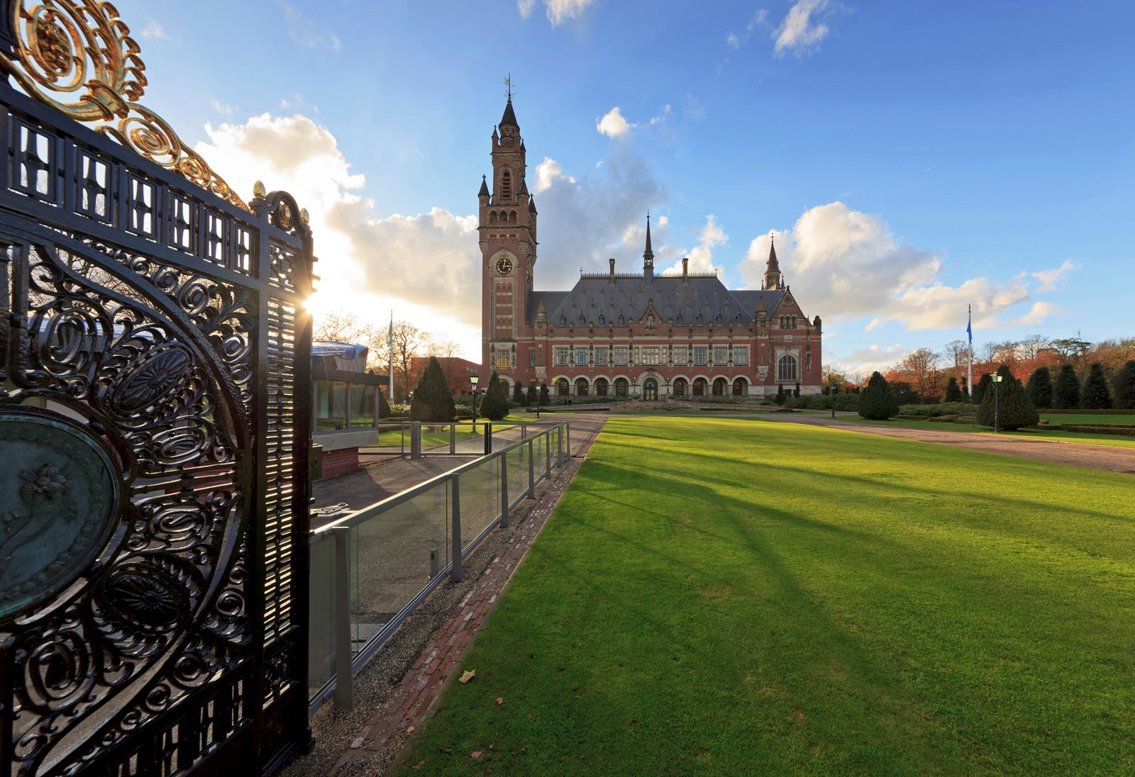 Photo of Peace Palace (The Hague)
