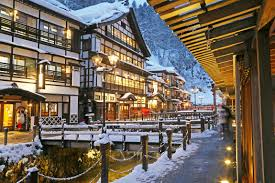Photo of Full relax : Ginzan Onsen  (Japan)