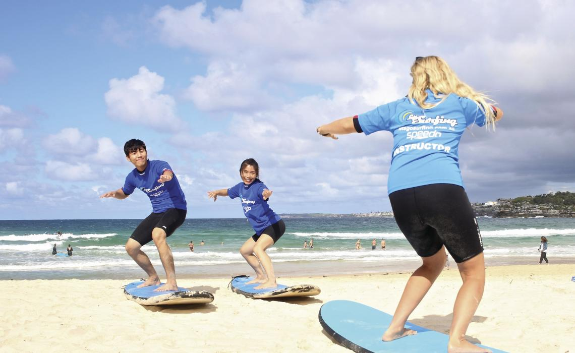 Photo of Surf schools in Sydney