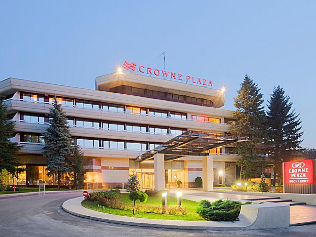 Photo of Crowne Plaza hotel in Bucharest (Romania)