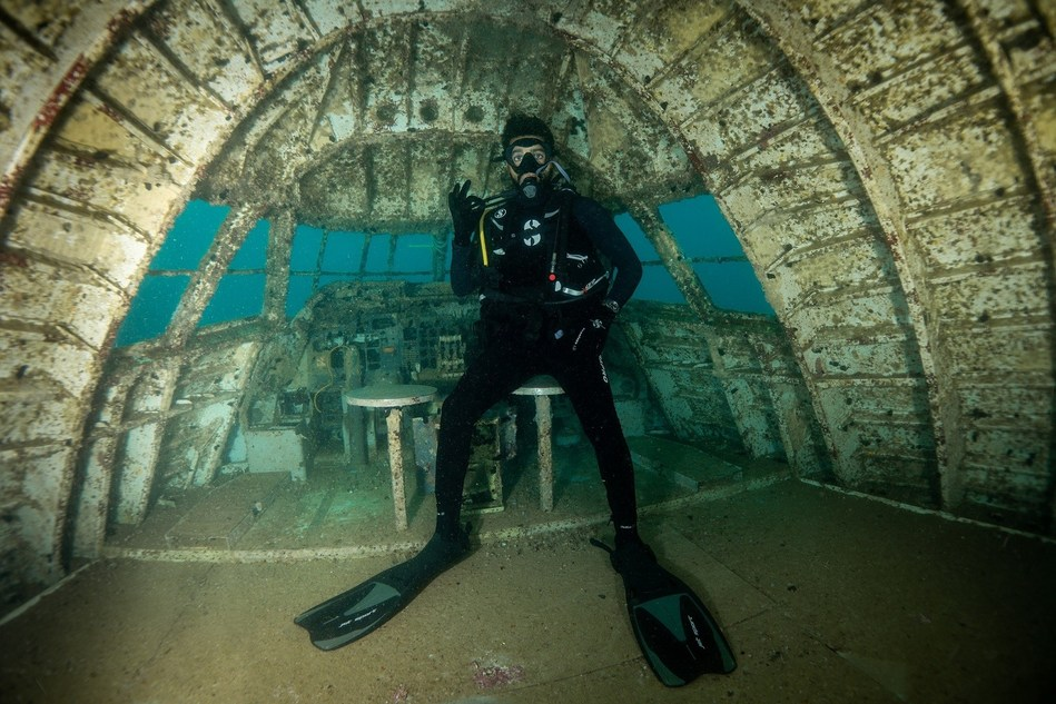 Photo of World's Largest Underwater Theme Park Dive Bahrain Opens in the Kingdom of Bahrain