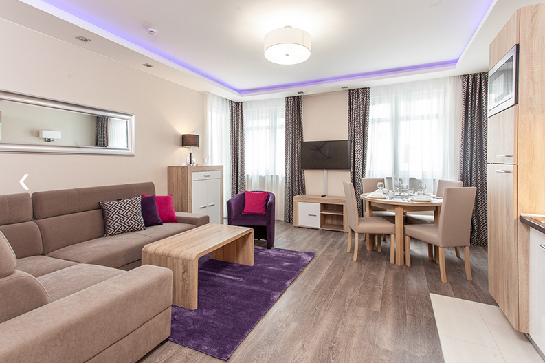 Photo of Cherry Apartments : Spacious modern apartments in central Budapest