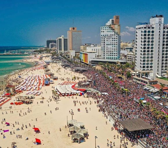 Photo of TEL AVIV : The uprising destination only 4.5 hours direct flight from Brussels with EL AL Airlines