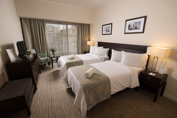 Photo of Parisian Plaza hotel (Beirut) :   Top accommodation for leisure or business traveller