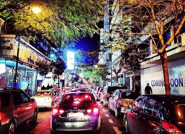 Photo of You'll never walk alone in Hamra Street, Beirut (Lebanon)