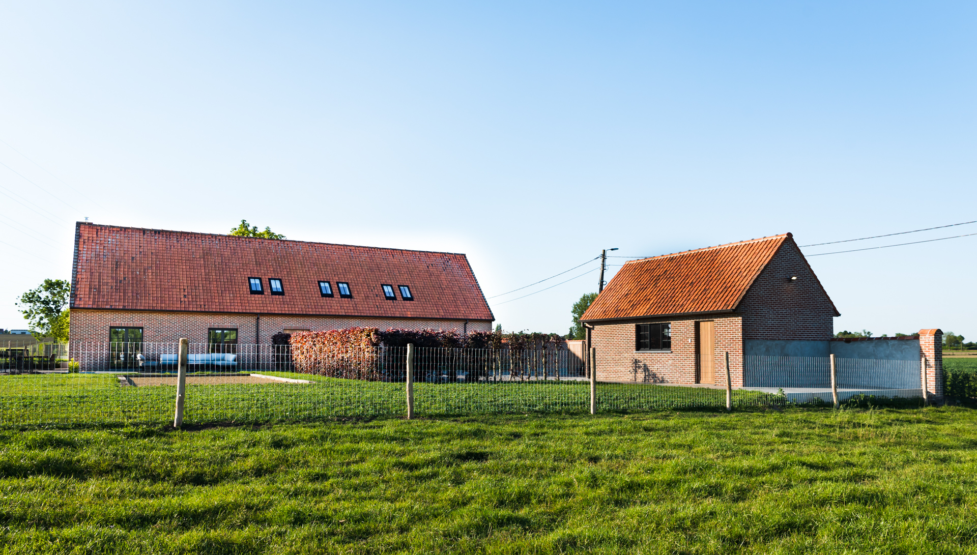 Photo of Holiday Home Castrum: Spacious accommodation in Flemish Ardennes (Belgium)